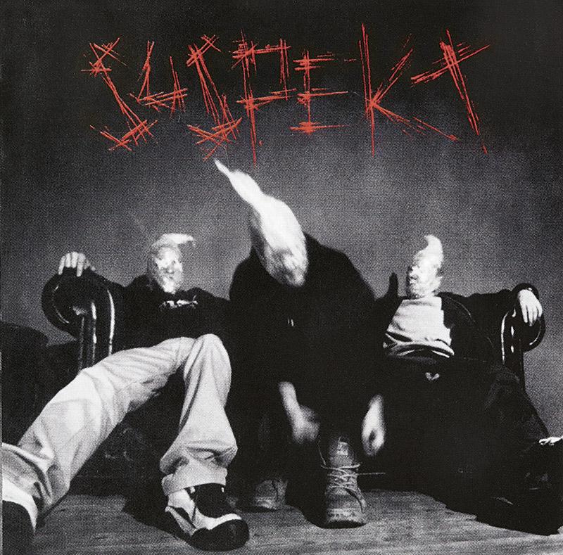 Suspekt med albummet Suspekt på CD
