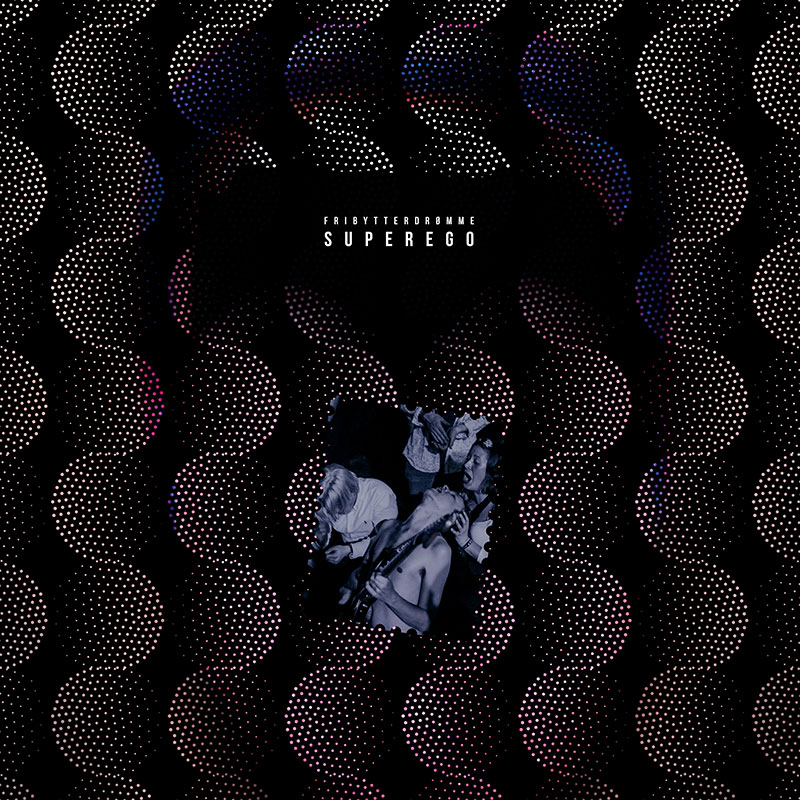 Suspekt albummet Fribytterdrømme - Superego på LP