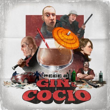 Pede B, Gin og Cocio, CD