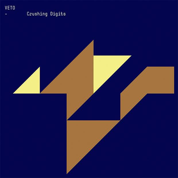 veto - crushing digits, cover